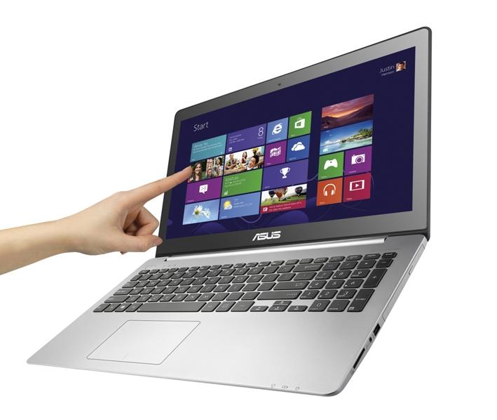 PR ASUS VivoBook S551