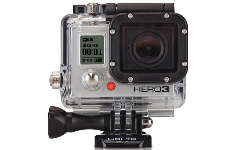 Kamera cyfrowa GoPro HD Hero III czarna