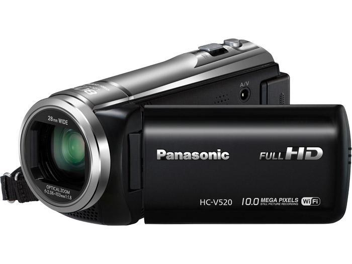 Kamera cyfrowa Panasonic HC-X920EP-K czarna